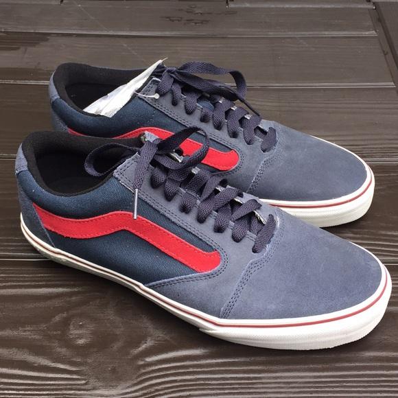 f124458e33 NWT Vans TNT 5 Five skate shoes Trujillo size 11